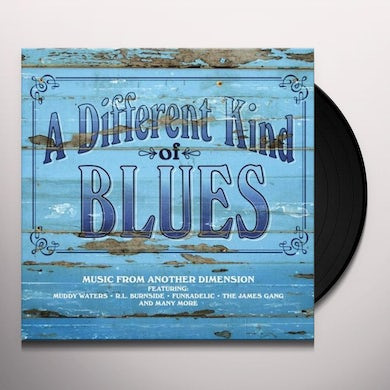 DIFFERENT KIND OF BLUES / VARIOUS Vinyl Record