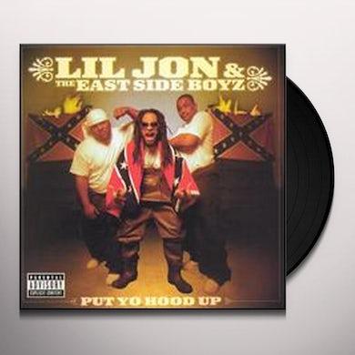 Lil Jon PUT YO HOOD UP Vinyl Record