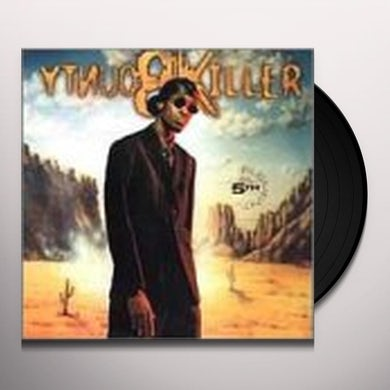 Bounty Killer 5TH ELEMENT Vinyl Record
