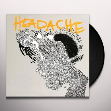 HEADACHE Vinyl Record