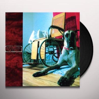 Don Caballero FOR RESPECT Vinyl Record