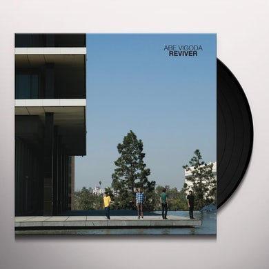 Abe Vigoda REVIVER Vinyl Record