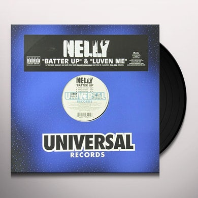 Nelly BATTER UP Vinyl Record