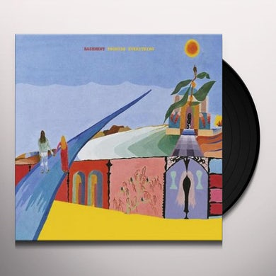 Basement PROMISE EVERYTHING Vinyl Record