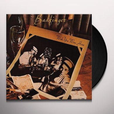 Badfinger WISH YOU WERE HERE (SYEOR 2018 EXCLUSIVE) Vinyl Record