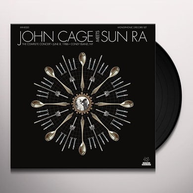 John Cage COMPLETE PERFORMANCE Vinyl Record