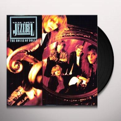 Gene Loves Jezebel HOUSE OF DOLLS Vinyl Record