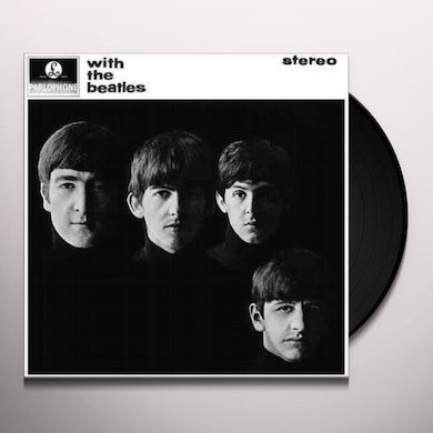 With The Beatles (LP) Vinyl Record