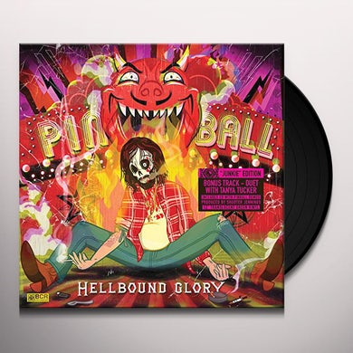 Hellbound Glory Pinball (Junkie Edition) Vinyl Record