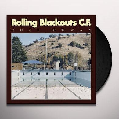 Rolling Blackouts Coastal Fever HOPE DOWNS Vinyl Record