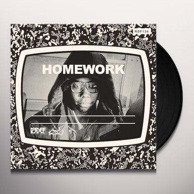 HOMEWORK Vinyl Record