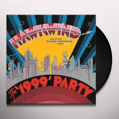 1999 Party - Live At The Chicago Auditorium 21st March, 1974 Vinyl Record