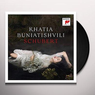 Schubert / Buniatishvili KHATIA BUNIATISHVILI PLAYS Vinyl Record