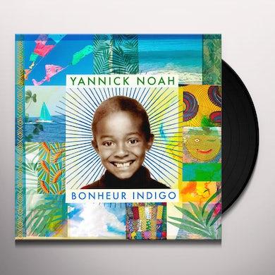 Yannick Noah BONHEUR INDIGO Vinyl Record