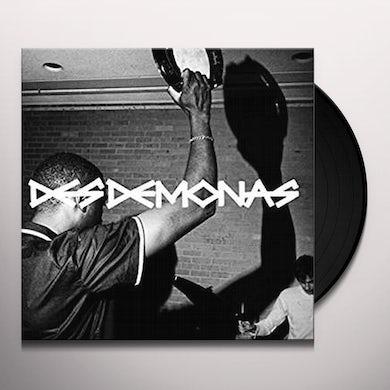 Des Demonas BAY OF PIGS / SCREWZ Vinyl Record