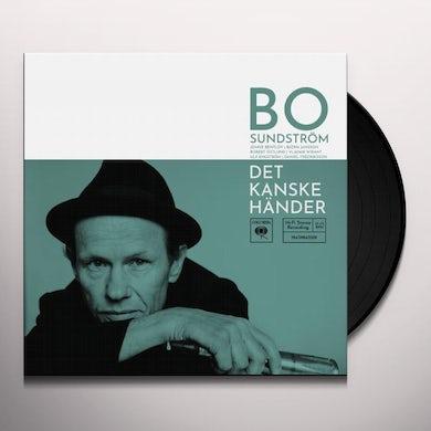 Bo Sundstrom DET KANSKE HANDER Vinyl Record