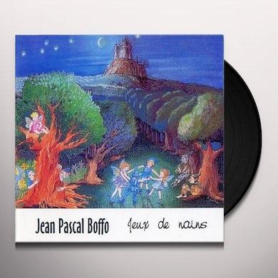 Jean Pascal Boffo JEUX DE NAINS Vinyl Record