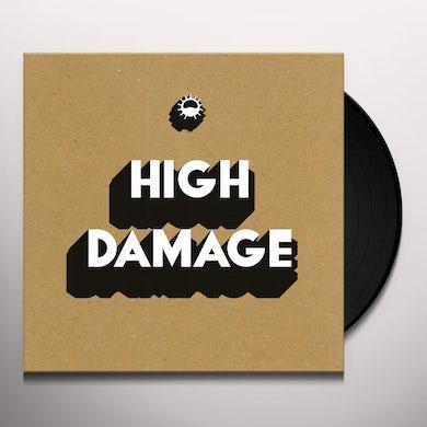 Brain Damage Vinyl Record