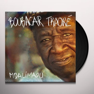 Boubacar Traore MBALIMAOU Vinyl Record