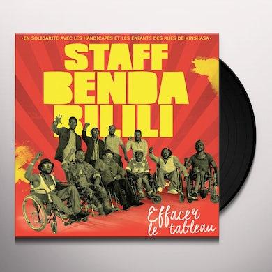 Staff Benda Bilili EFFACER LE TABLEAU Vinyl Record