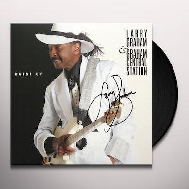 Larry Graham & Graham Central Station RAISE UP Vinyl Record