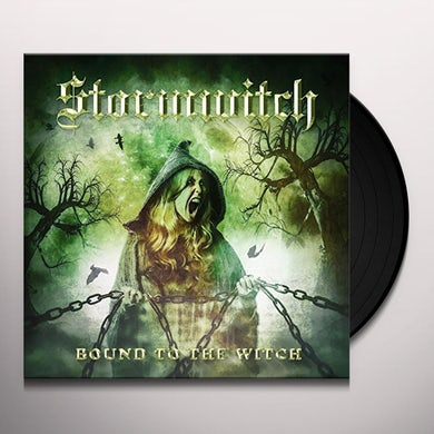 Stormwitch BOUND TO THE WITCH Vinyl Record