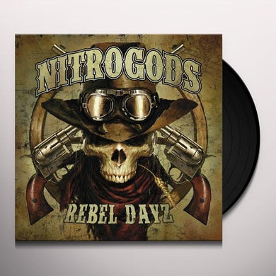 REBEL DAYZ Vinyl Record