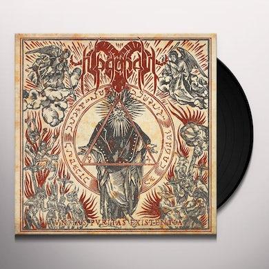 Negator VNITAS PVRITAS EXISTENTIA Vinyl Record