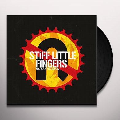 Stiff Little Fingers NO GOING BACK Vinyl Record