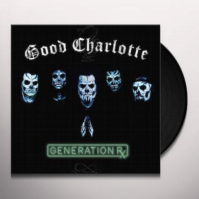 Good Charlotte GENERATION RX Vinyl Record