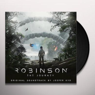Jesper Kyd ROBINSON: THE JOURNEY / Original Soundtrack Vinyl Record