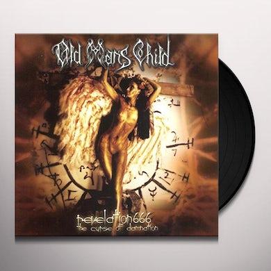 Old Man's Child  REVELATION 666 (THE CURSE OF DAMNATION) Vinyl Record
