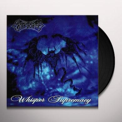 Cryptopsy WHISPER SUPREMACY (SPLATTER VINYL) Vinyl Record
