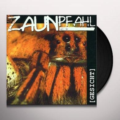 Zaunpfahl GESICHT (GER) Vinyl Record