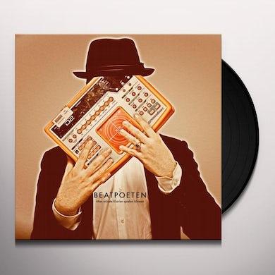Beatpoeten MAN MUESSTE KLAVIERSPIELEN KOENNEN Vinyl Record
