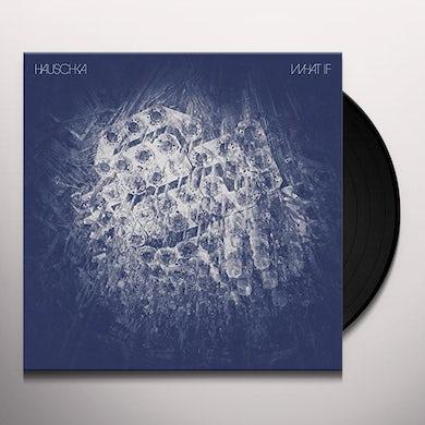 Hauschka WHAT IF Vinyl Record