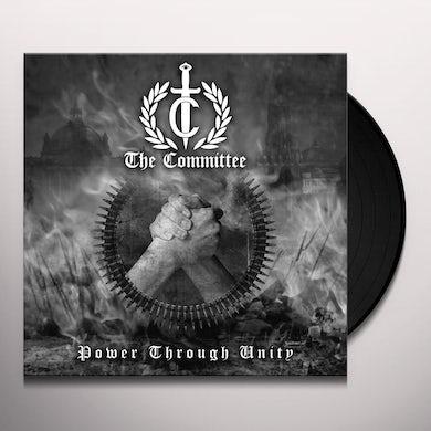 Committee POWER THROUGH UNITY Vinyl Record