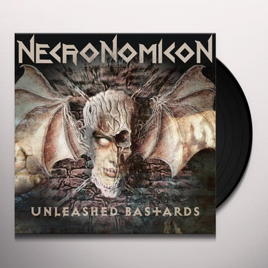 Necronomicon UNLEASHED BASTARDS Vinyl Record