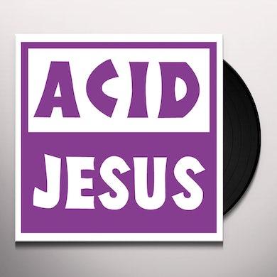 Acid Jesus FLASHBACKS 1992-1998 Vinyl Record