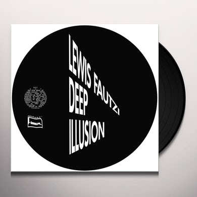 Lewis Fautzi DEEP ILLUSION Vinyl Record