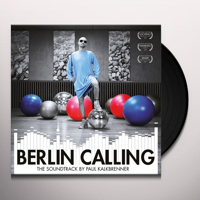 Berlin Calling / O.S.T. Vinyl Record
