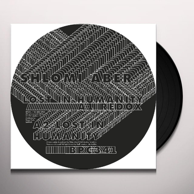 Shlomi Aber LOST IN HUMANITY Vinyl Record
