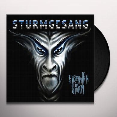 Sturmgesang ERSCHAFFEN IM STURM Vinyl Record