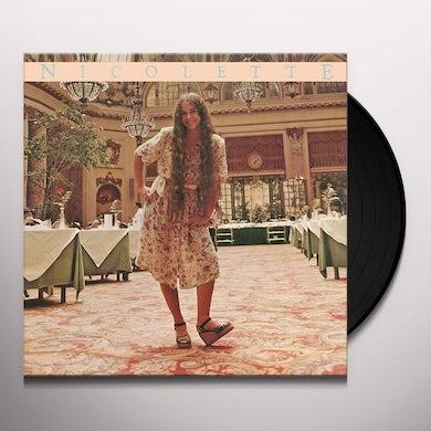 NICOLETTE Vinyl Record