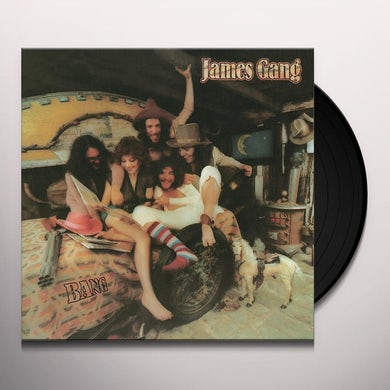 James Gang BANG Vinyl Record