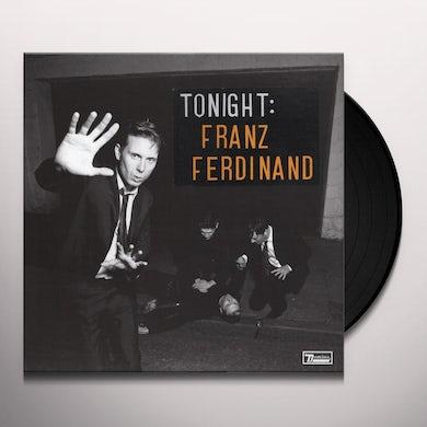 TONIGHT: FRANZ FERDINAND Vinyl Record