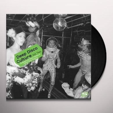 Deep Disco Culture 2 Sampler 2 / Various Vinyl Record