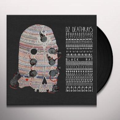 Dz Deathrays BLACK RAT Vinyl Record