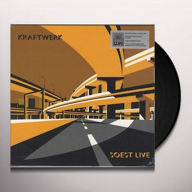 Kraftwerk SOEST LIVE Vinyl Record