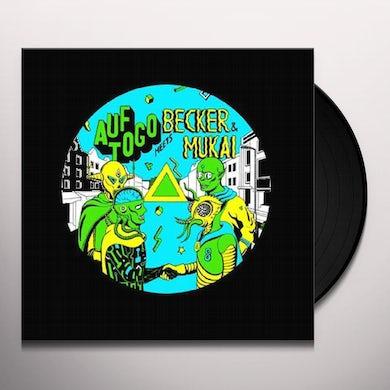 Auf Togo / Becker & Mukai AUF TOGO MEETS BECKER & MUKAI Vinyl Record